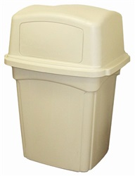 56 Gallon Colossus® Receptacle With Two Doors