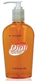 dial® gold antimicrobial hand soap pump bottles