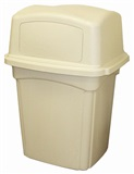 45 Gallon Colossus® Receptacle With Two Doors