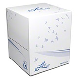 Boutique Box Facial Tissue